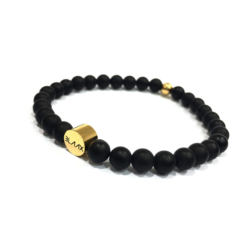 BLAAX Black Gold Bracelet