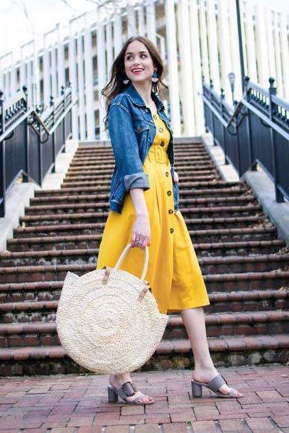 Pinterest – Worthy Modest Summer Outfits