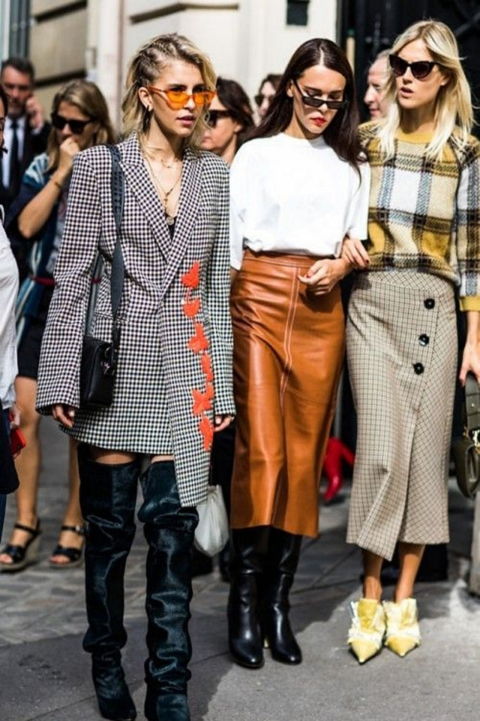 Top 5 Trends To Wear From NYFW Fall 2018