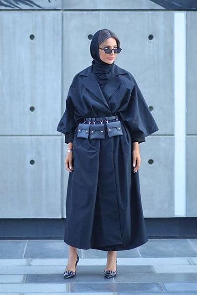 Best Ways to Wear Your Open Abaya in the UK