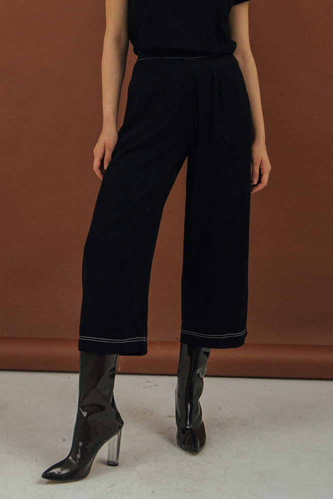 Maine Pants In Black