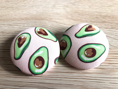 Avocado Love Giga Studs