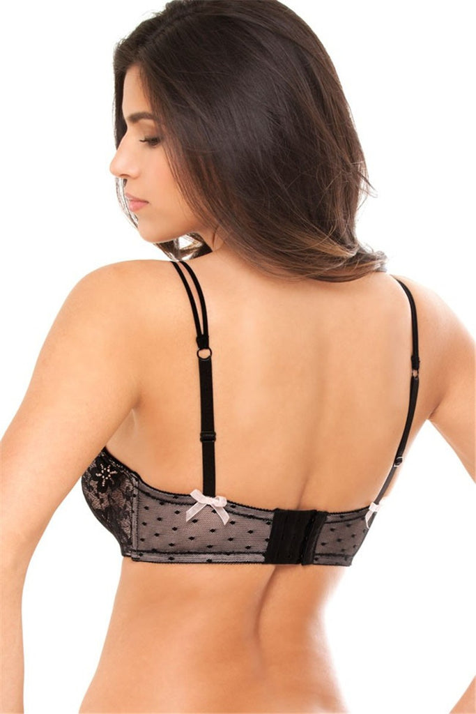 Ladies Bra  back view