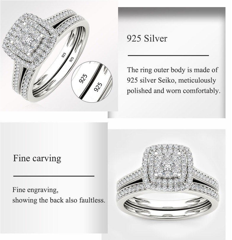Micro Lab Diamond Platinum ring details