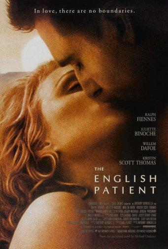 English Patient The poster 24x36