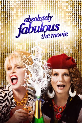 Absolutely Fabulous Movie poster 24x36