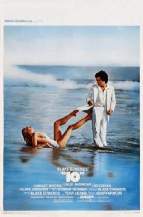 10 Movie 11inx17in Mini Poster #01 Bo Derek