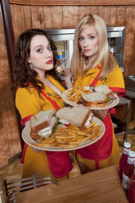 2 Broke Girls Mini Poster 11x17 #02