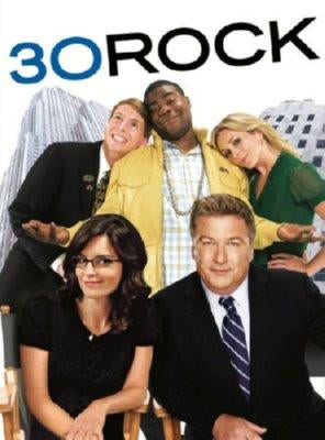 30 Rock poster tin sign Wall Art