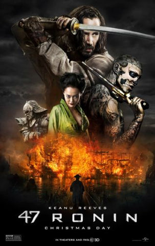 47 Ronin 11Inx17In Mini Poster