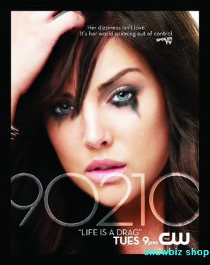 90210 Tv Poster #03 11x17 Mini Poster Life Is A Drag
