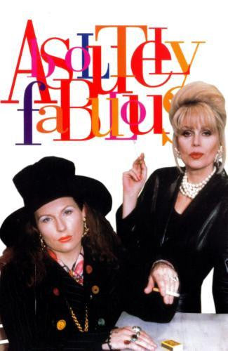 Ab Fab Absolutely Fabulous 11x17 Mini Poster #01