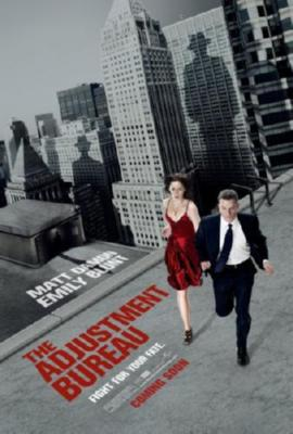 Adjustment Bureau Mini Movie Poster #01 11x17 Mini Poster