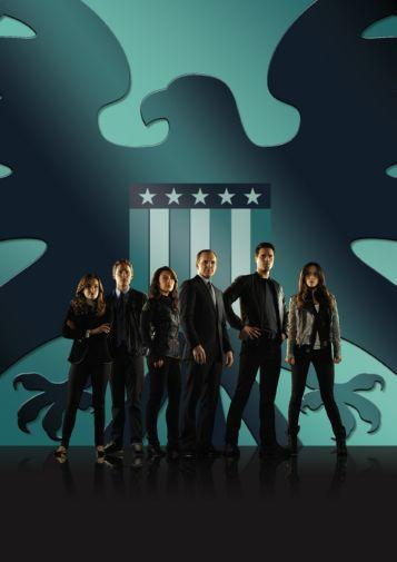 Agents Of Shield Photo Sign 8in x 12in