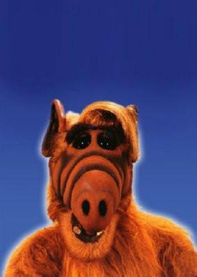 Alf poster tin sign Wall Art