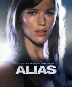 Alias Photo Sign 8in x 12in