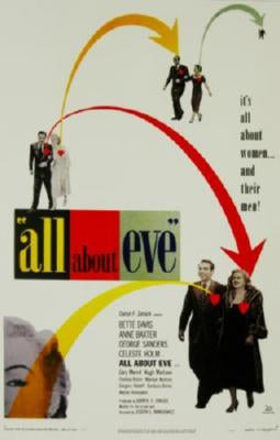 All About Eve Mini Movie Poster #01 11x17 Mini Poster