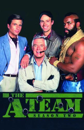 A-Team A Team poster tin sign Wall Art