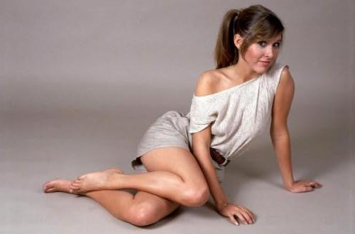 Carrie Fisher 11x17 Mini Poster #01