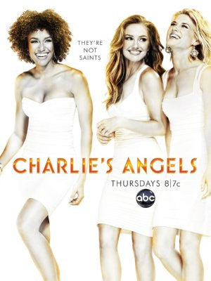 Charlies Angels Mini Poster 11x17 #01