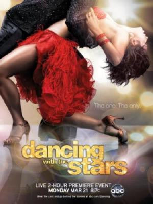 Dancing With The Stars Mini Poster #01 11x17 Mini Poster