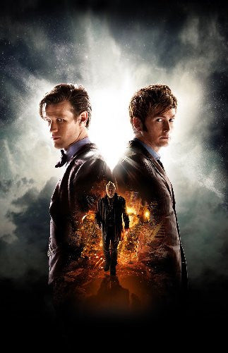 Doctor Who 50Th Anniversary Tennant Smith 11inx17in Mini Poster