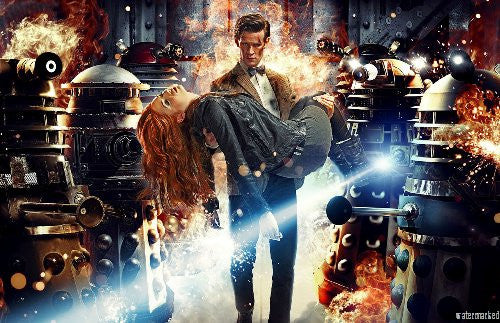Dr Who Season 7 Mini Poster 11X17