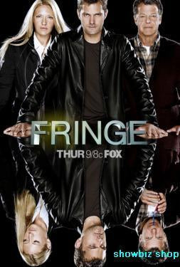 Fringe Tv poster tin sign Wall Art