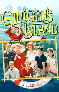 Gilligans Island poster tin sign Wall Art