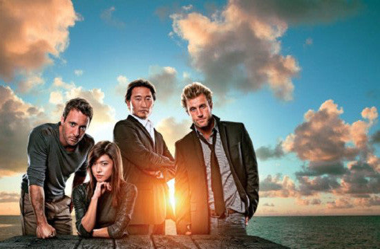 Hawaii 5-0 Cast Mini Poster 11x17 #01