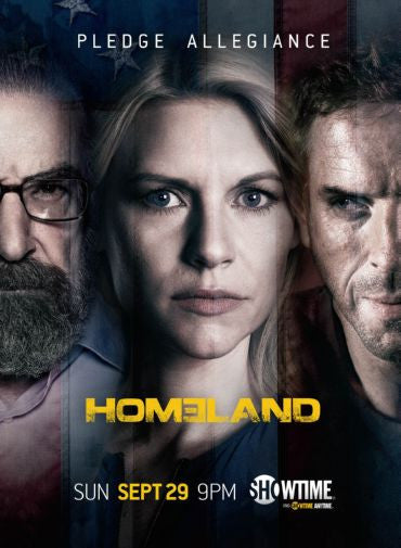 Homeland  Poster 11Inx17In Mini Poster