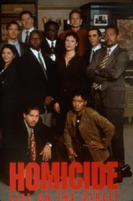 Homicide Life On The Street Mini Poster #01 11x17 Mini Poster