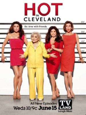 Hot In Cleveland Mini Poster 11x17