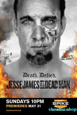 Jesse James Is A Dead Man Tv poster tin sign Wall Art