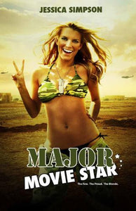 Major Movie Star 11x17 Mini Poster #01 Jessica Simpson