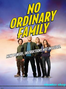 No Ordinaryf Amily Tv Poster #01 11x17 Mini Poster