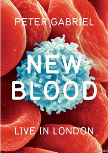 Peter Gabriel New Blood Mini Poster 11X17