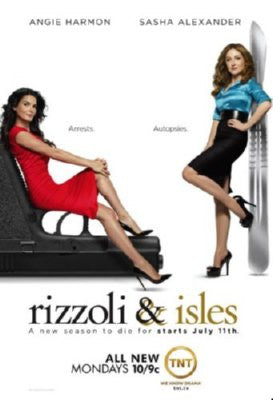 Rizzoli And Isles Mini Poster 11x17