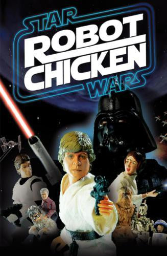 Robot Chicken 11x17 Mini Poster #02