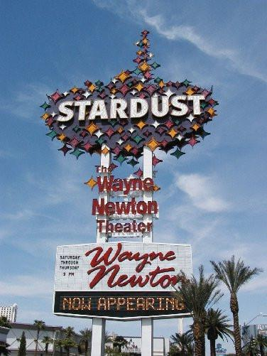 Las Vegas Stardust Casino Sign Art poster tin sign Wall Art