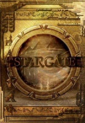 Stargate poster tin sign Wall Art