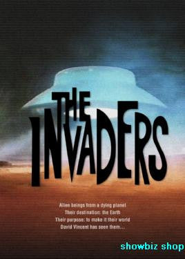 Invaders The Tv Poster #01 11x17 Mini Poster