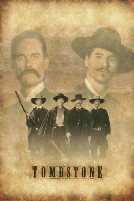 Tombstone Movie 11inx17in Mini Poster