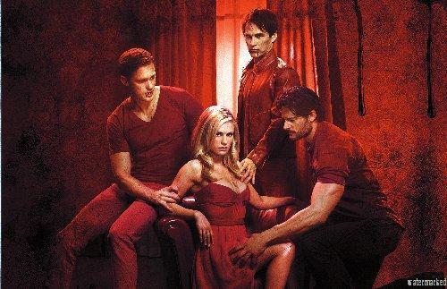 True Blood Photo Sign 8in x 12in