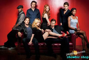 True Blood Tv Poster #03 11x17 Mini Poster Red Couch