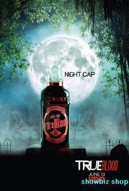 True Blood Tv Poster #05 11x17 Mini Poster Bottle Night Cap