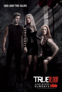True Blood Mini Poster 11x17