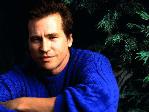 Val Kilmer 11inx17in Mini Poster