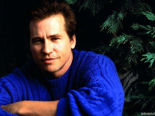 Val Kilmer Photo Sign 8in x 12in