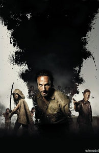 Walking Dead Mini Poster 11X17